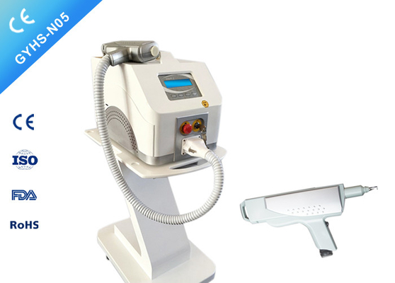 Eyebrow Tattoo Removal Laser Beauty Machine , Nd Yag Laser Tattoo Removal Machine